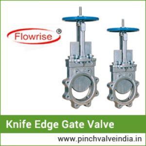 knife edge gate valves