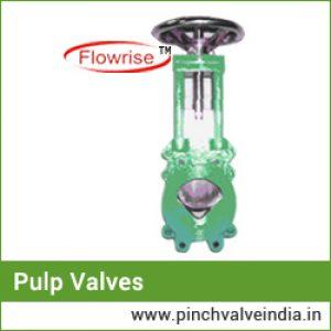 pulp valves manufacturer