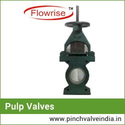 pulp valves supplier