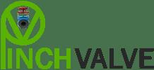 Pinch Valve logo, pinch valve