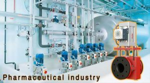 Pharmaceutical Industry, Pinch valve India