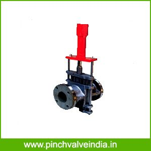 Hydraulic Actuator Pinch Valve Manufacturer