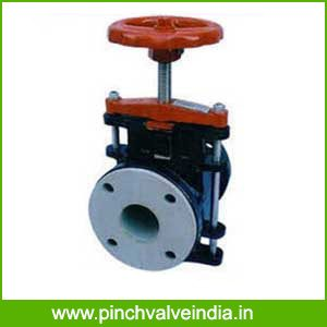 Pinch Valve Exporter , Manufacturer , Supplier in india