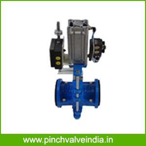 Pneumatic Actuator Pinch Valve Manufacturer , Supplier