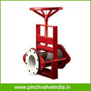 Pinch Valve Manufacturer in india