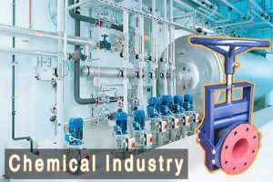 Chemical Industry, Pinch Valve Manufacturer in India